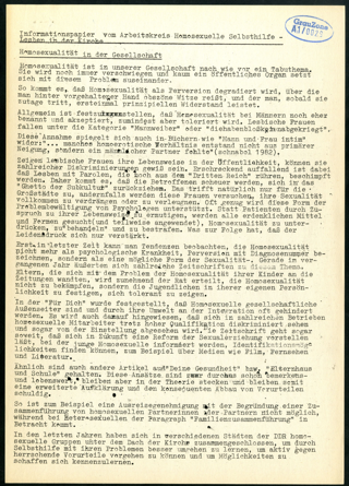 Manuskripte und Aufzeichnungen
