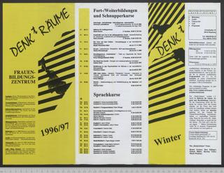 Frauenbildungszentrum DENKtRÄUME : Archiv - Bibliothek