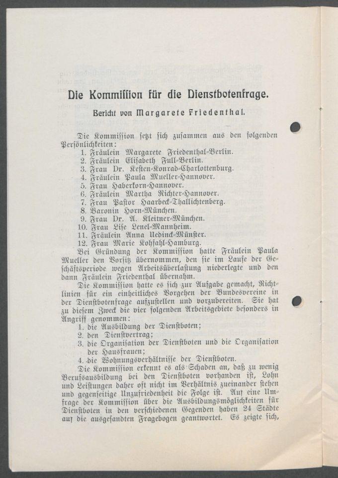 Vorstands-, Geschäfts- und Tätigkeitsberichte des BDF und Tätigkeitsberichte der Facharbeitsgemeinschaften und Ausschüsse des BDF  / Seite 114