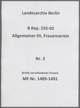 BRep235023MFNr14891491Briefeverschiedehla_1