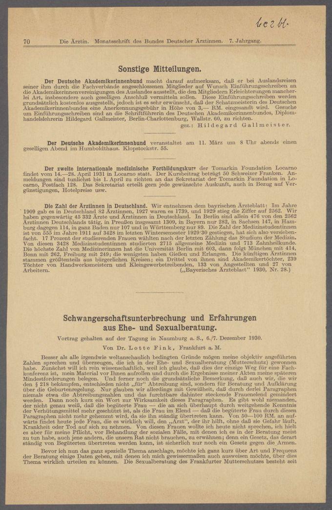 Strafgesetzbuch § 218 / Seite 18