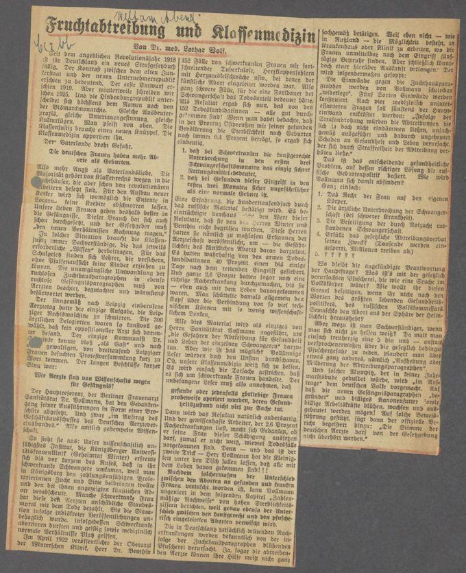 Strafgesetzbuch § 218 / Seite 23