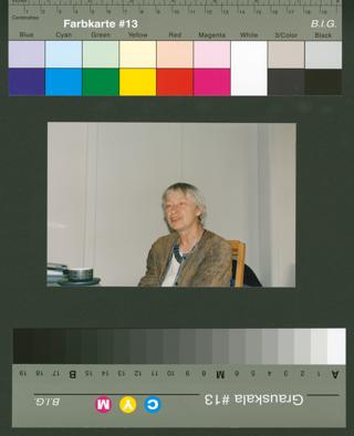 Dorothee Sölle im Interview, Köln 25.05.1999