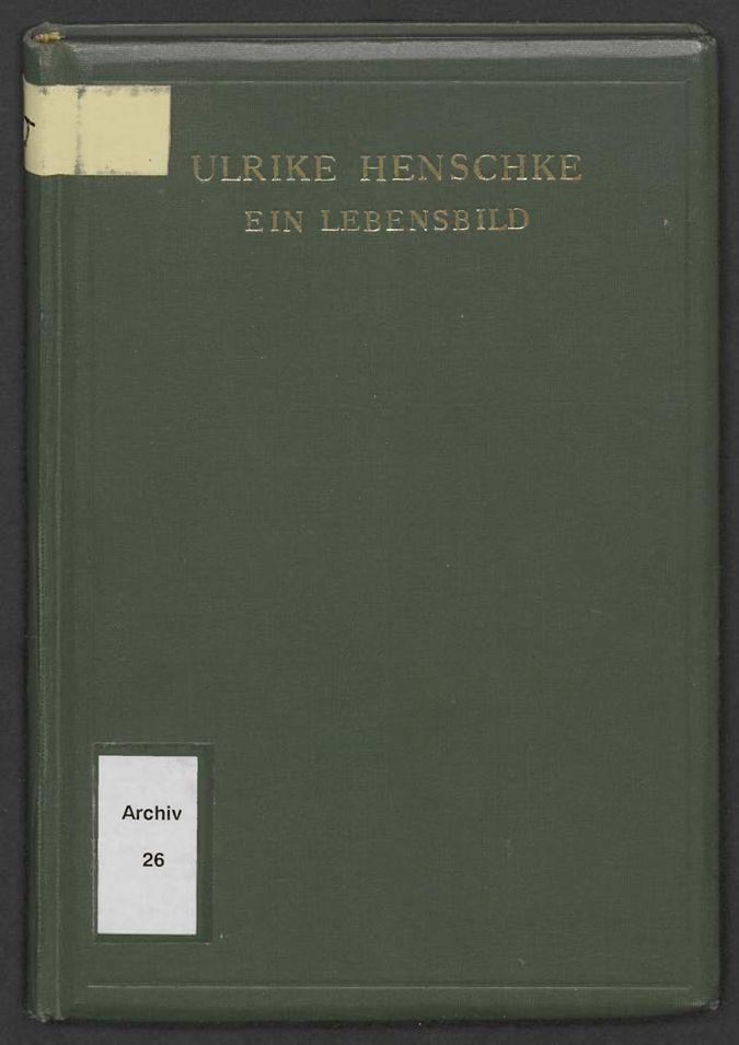 Ulrike Henschke / Seite 1