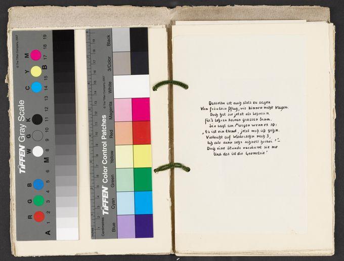Bilder aus dem Letteleben. Photographische Lehranstalt im Lette-Verein / Seite 1