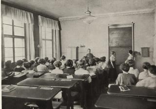 Die Höhere Handelsschule des Lette-Vereins