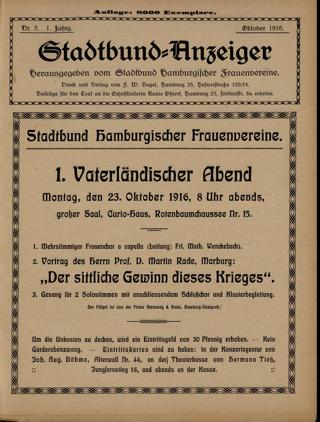 Stadtbund-Anzeiger