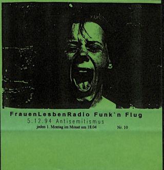 """Antisemitismus"" Sendung vom 05.12.1994"