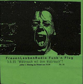 """Mißbrauch mit dem Mißbrauch?"" Sendung vom 05.06.1995"