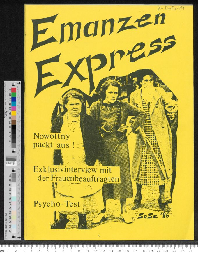 Emanzen Express SoSe ´86