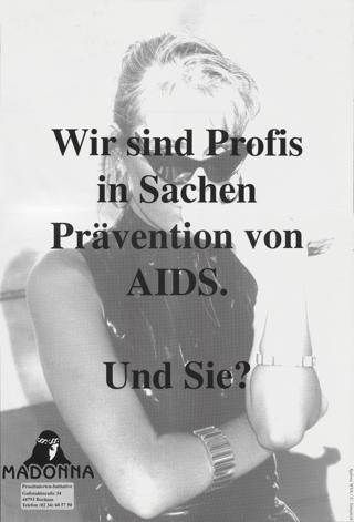 Wir sind Profis in Sachen Prävention von AIDS - Und Sie?