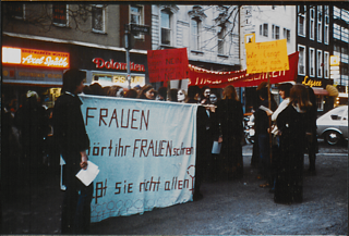 Walpurgisnachtdemonstration