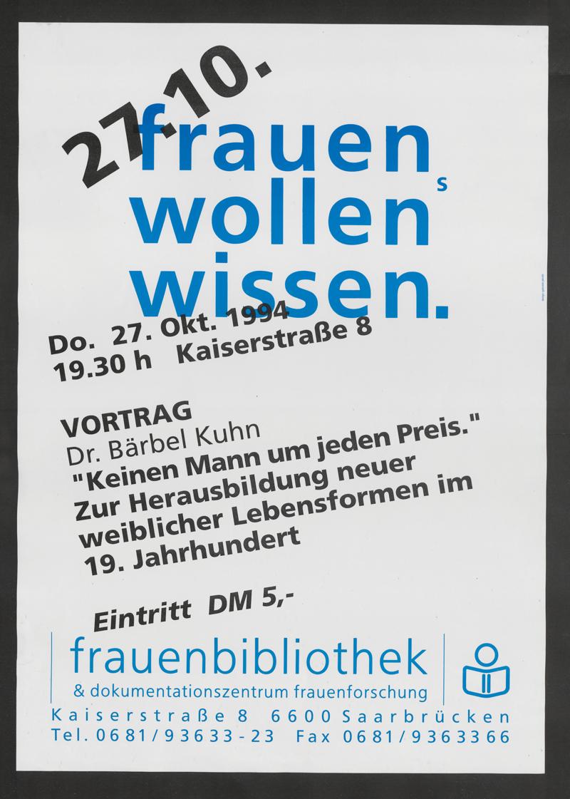 """""""Keinen Mann um jeden Preis"""" : Zur Herausbildung neuer weiblicher Lebensformen im 19. Jahrhundert"""