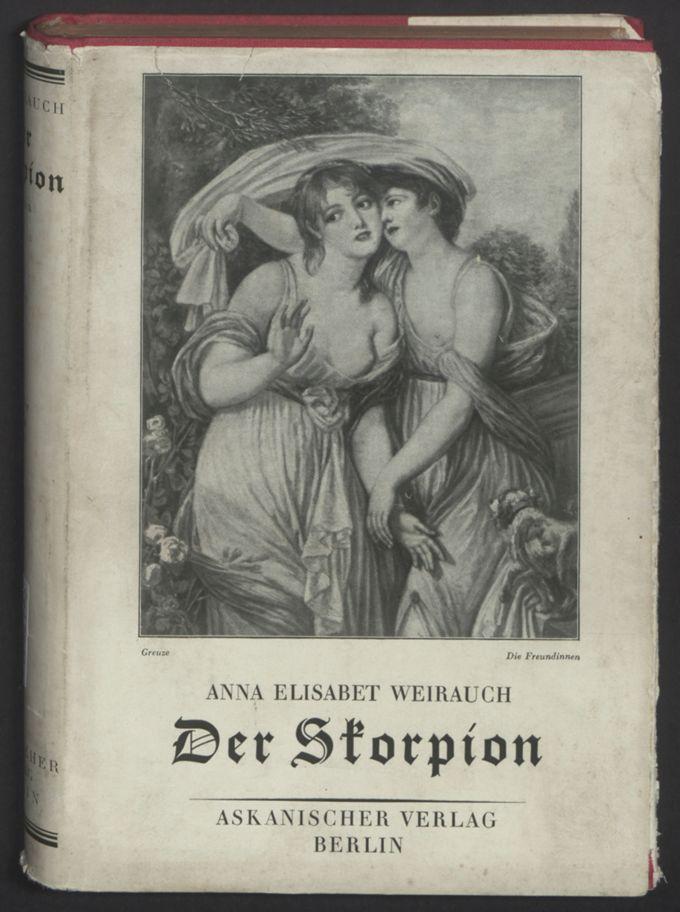 Der Skorpion : Dritter Band / Seite 1