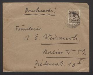 adressierter Briefumschlag