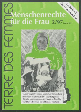 Menschenrechte für die Frau : Zeitschrift für Frauenrechte